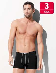Men's Boxers 3 Pack £5.79 from 17/1/13 @ Lidl