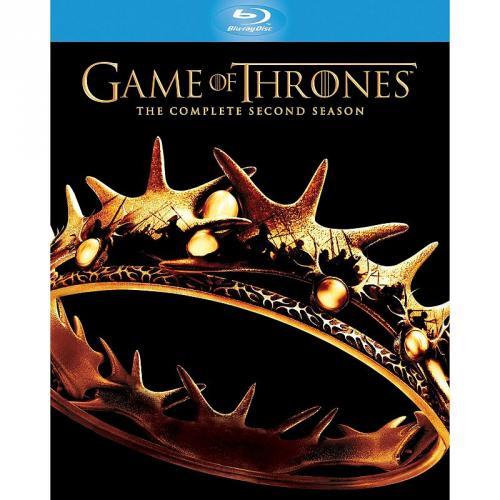 Game of Thrones Season 2 Blu Ray - ASDA Direct - £30.97