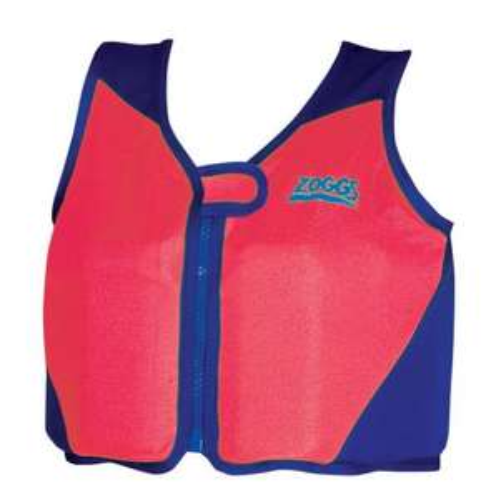 Zoggs Swim Sure Swim Float Vest Ages 2-5yrs now £7.00 del to store @ Asda