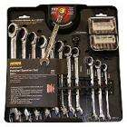Halfords Professional 33 Piece Ratchet Spanner Set £45 @ Halfords (less with Quidco)
