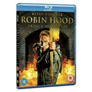 Robin Hood Prince Of Thieves Blu ray £4.89 @ Play