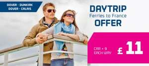 Day trips to France by ferry from Dover £22 @ DFDS Seaways