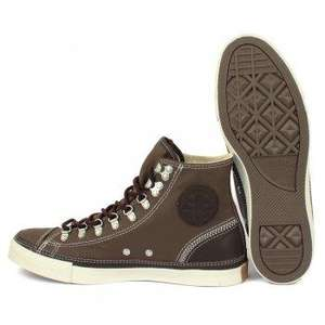 Converse Mens Hike Hi Top trainers in chocolate brown - £32.95 @ Base Fashion
