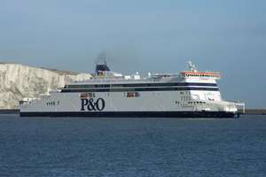 Dover to Calais Return Day Trip for car and upto 9 passengers, Includes 6 free bottles of wine  - P&O Ferries - £23