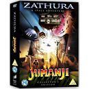 Zathura: A Space Adventure/Jumanji: Box Set only £4.99 or less delivered @ HMV!