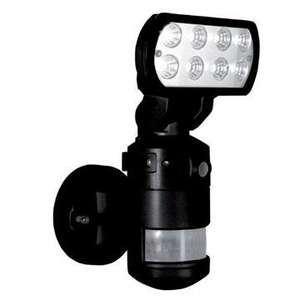 Black NightWatcher Robotic Security Lighting with Intergrated Digital Camera - NW700 @ £107 (after VAT) in Costco.