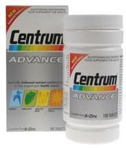 Centrum Advance Multivitamin/Multimineral 3 x 100 Tablets @ £15.99 in Costco
