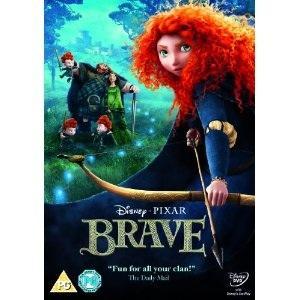 Disney Pixars The Brave - £6.40 @ Blockbuster Marketplace (Pre-owned)