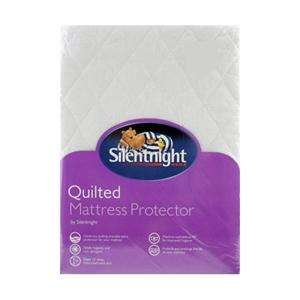 HomeBargains - Silentnight Hygienic Quilted Mattress Protector (Single £2.99 / Double £4.99 / King Size £5.99)