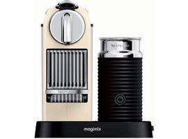 Magimix Nespresso Citiz & Milk M190 60s White (Cream) Coffee Machine £159.99 @  Harts of Stur + £40:00 free coffee