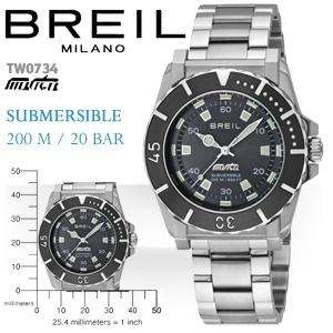 Breil Manta TW0734 Mens Watch - 20 bar waterproof	  £72.90 @ IBOOD