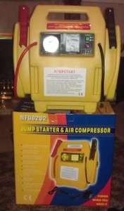 JTF Battery Booster with compressor £24 @ JTF Megadiscount (instore)