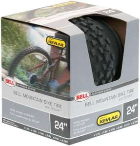 Bell 24ins Mountain Kevlar Bike Tyre for £4.50 @ ASDA Direct