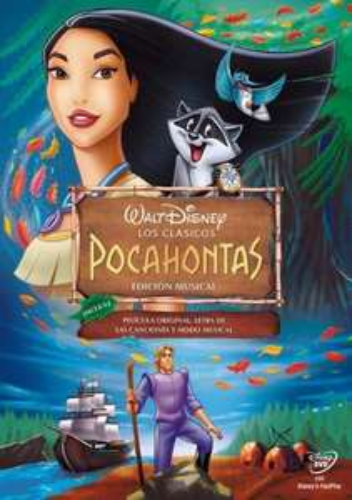 Pocahontas dvd instore at sainsburys £5.00