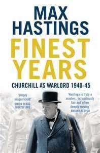 Free Max Hastings - Finest Years (Churchill)  ebook for ipad/iphone from Sunday Times