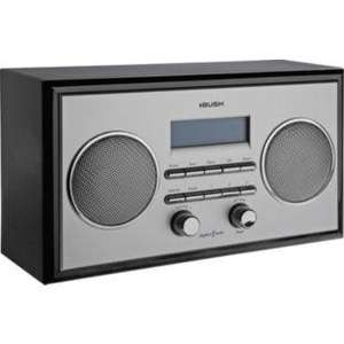 Bush Stereo DAB/FM Radio - Black £19.99 @argos
