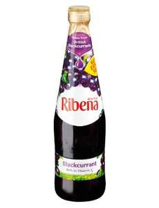 1LTR RIBENA JUICE £1.49 IN LIDL, 50% OFF