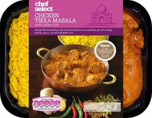 Lidl New Chilled Ready Meal Range From £1.69