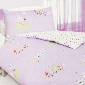 Kids Reversible Owls Duvet Set £6.99 @ Dunelm Mill (reduced from £9.99)