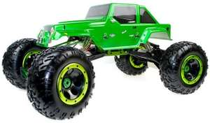 HUGE! HSP 1/8 Scale Radio Controlled Rock Crawler 2.4ghz £145.79 @ nitrotek