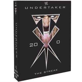 Undertaker: The Streak DVD (3 Discs) - £8.99 @ Silvervision