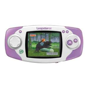 LeapFrog Leapster GS Explorer (Pink) now £20 del @ Amazon