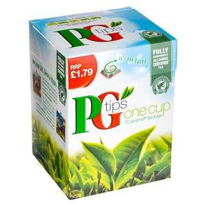 PG Tips 70 £1 in Poundland
