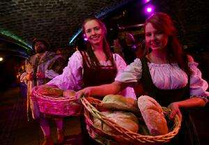 Medieval Banquet in London for Two - £65 @ BuyAGift