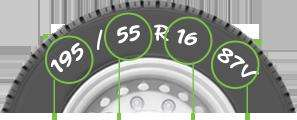 Asda tyres good prices & fitted @ your local garage for the price quoted.