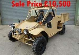 EPS: Springer ATV Guide price £12,500, Jan sale now £10,500 - £2k saving @MOD Sales
