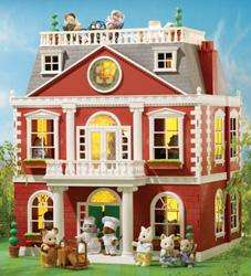 Sylvanian Family Regency Hotel - reduced again £64.99 at Argos