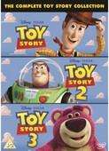 Toy story box set DVD £12.00 @ Sainsburys Entertainment