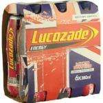 500ml bottles of Lucozade Mixed Berry Pack Of 6 only £1 @ Heron Foods