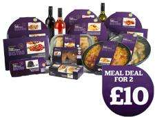 £10 Bistro meal deal for 2 @ Sainsbury's