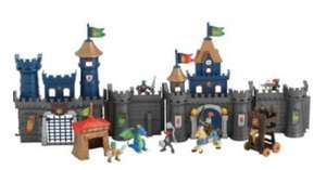 Chad Valley Knights & Castle Playset £13.99 Less Than Half Price @ ARGOS