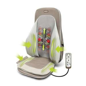 New HoMedics TBS-750H-GB Shiatsu and Compression Thai Style Back Massager RRP: £249.99 !! Amazon Price £164.95!! HUGE SAVING...ONLY £99.95 at Morgancomputers