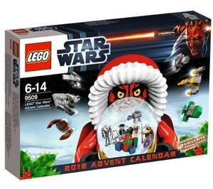 LEGO Star Wars Advent Calendar at Argos for £14.99