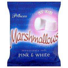 Princess Marshmallows 200g was £1.29 now 65p @ Tesco
