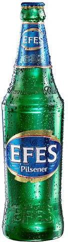 EFES Pilsener Lager 500ml 5% - 69p at B&M
