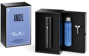 Thierry Mugler Angel Purse Spray EDP 7.5ml Refillable & EDP 35ml Refill £22.50 @ The Perfume Shop