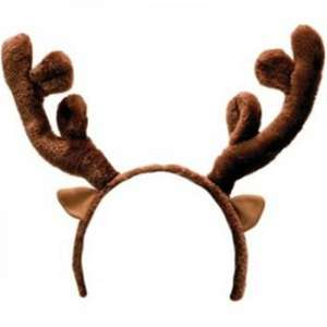 Reindeer Antler Headbands & Santa Hats 10p Instore ONLY @Argos Stock Up For Kids & Next Crimbo.