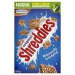 500g Shreddies £1 @ Poundland
