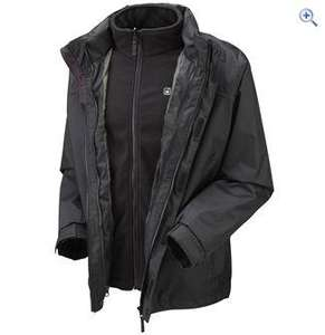 Hi Gear Trent Men's 3-in-1 Jacket £19.99 @Go outdoors