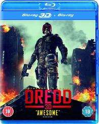 Dredd 3D (Blu-ray 3D) - £11.00 delivered at Tesco Direct