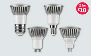 Energy saving LED Bulb £5.99 Each or 2 for £10 From 24 Jan @ Lidl
