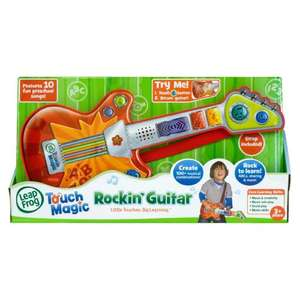 LeapFrog Touch Magic Rockin' Guitar now £7.99 del @ Amazon