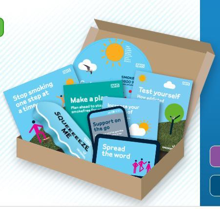 Free NHS Quit Kit