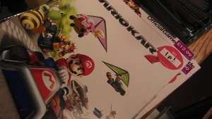 Mario Kart 7 Prima Official Strategy Guide 1p (instore only) @ GAME
