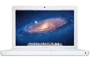 """Apple Macbook 1.83Ghz core 2 duo 13.3"""" with Lion 10.7.5 & iLife 11 graded A- £249.00 @ Studentcomputers.co.uk"""