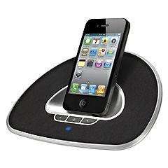 Red iPhone/iPod Speaker Dock Shell was £39.99 now £12.99 @ Sainsbury's